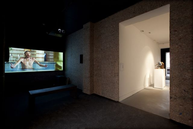 Nathaniel Mellors, HD Film, Our House Episode 1 (installation), 2011