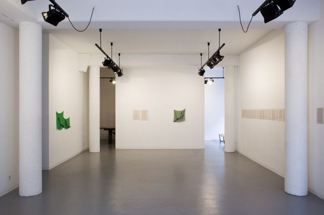 Sue Tompkins, Installation, Skype Won't Do (Installation View 2), 2013