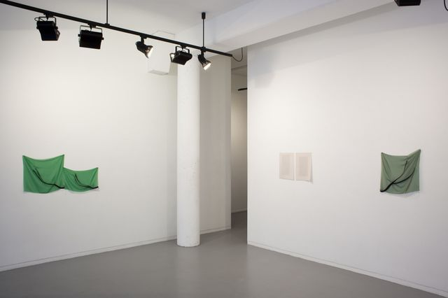 Sue Tompkins, Installation, Skype Won't Do (Installation View 3), 2013