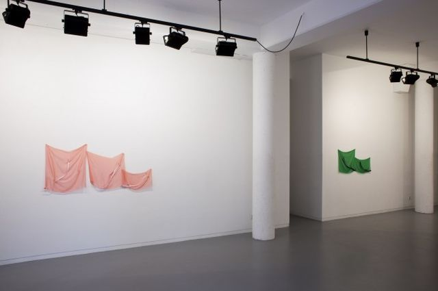Sue Tompkins, , Skype Won't Do (Installation View 4), 2013