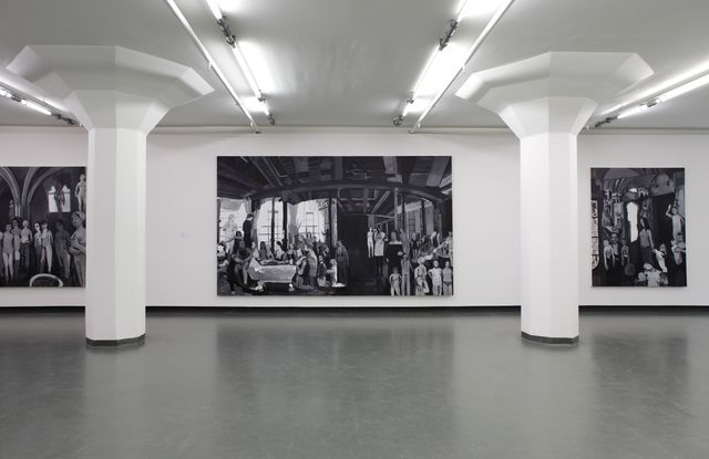 Helen Verhoeven, Part Pretty, SCHUNCK, Heerlen, Exhibition overview, 2012