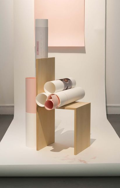 Jimmy Robert, , Langue matérielle, installation view, 2012