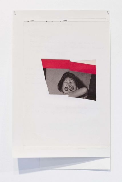 Jimmy Robert, Archival inkjet print, paper, Untitled, 2012