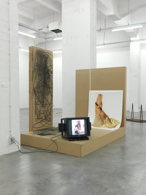 Jimmy Robert, Installation, Installation view Wiels, 2009