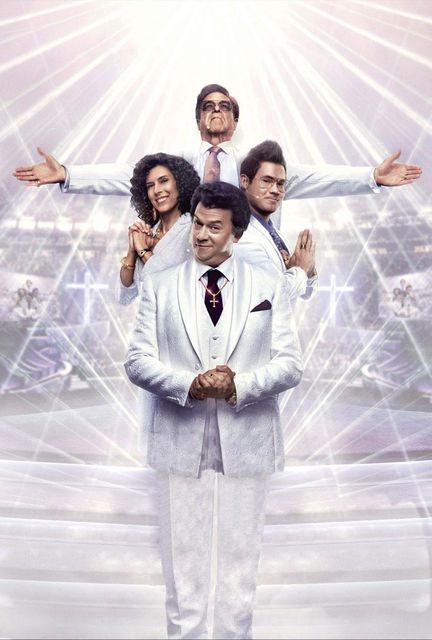 The choices of  Pim Blokker, The Righteous Gemstones, - I'm currently watching -,