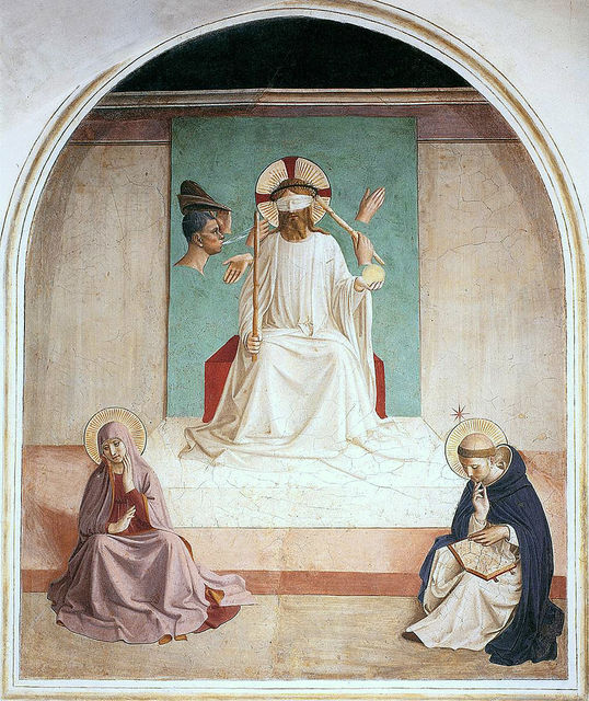 The choices of  Pim Blokker, The fresco's of Fra Angelico in the Convento di San Marco in Florence. , - My favourite art work at the moment -,