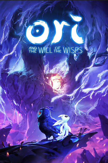 The choices of Kévin Bray, Ori and the will of the wisps on PC., - I'm currently playing -,