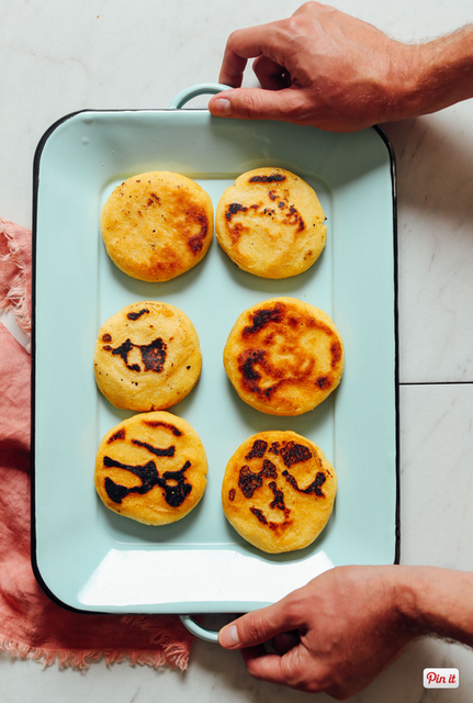 The choices of Elspeth Diederix, Https://minimalistbaker.com/how-to-make-arepas/, - I'm currently eating -,