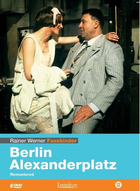 "The choices of  Daniel van Straalen, Berlin Alexanderplatz by Fassbinder.  Before Netflix came with long film series there was this ""long film"" Magic !!!, - I'm currently watching - ,"