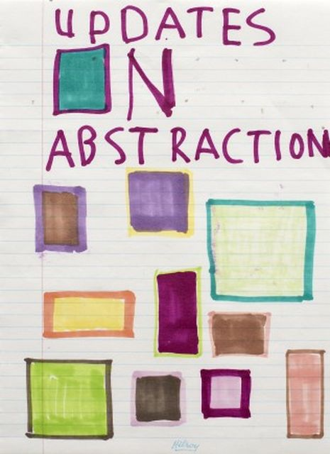 Updates on Abstraction