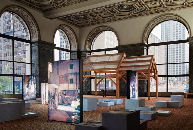 ...and other such stories - Chicago Architecture Biennial, US